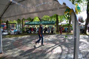Sieverner Sommerfest 2018 Modenschau Alte Schule