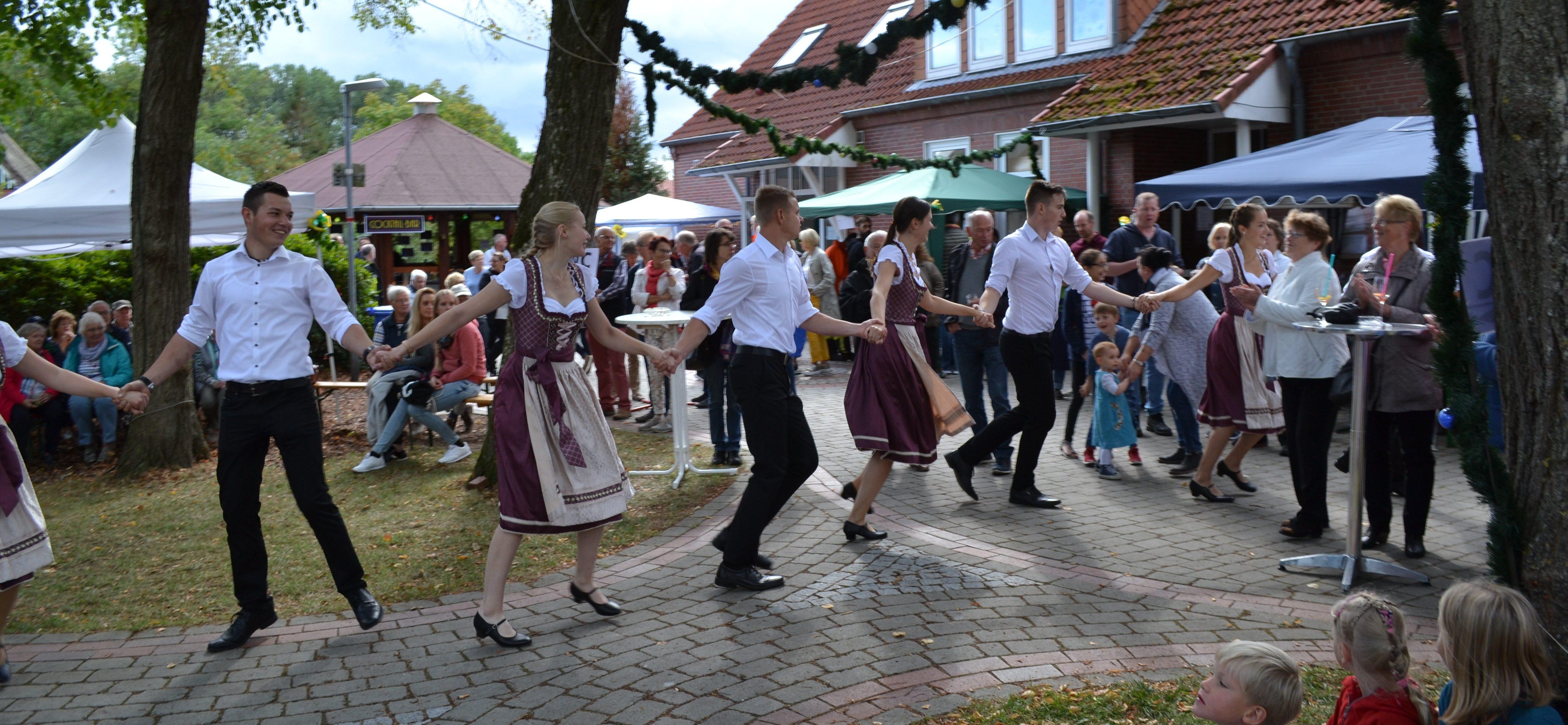 Sieverner Landjugend Tanz